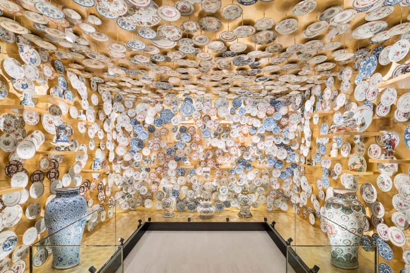 Fondazione Prada anuncia su reapertura a partir del 5 de Junio - fondazione-prada-milano-the-porcelain-room-1-800x534