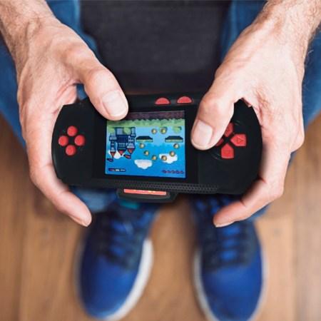 Ginga lanza consola individual de video juegos