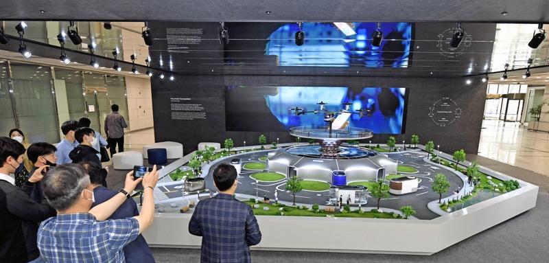 Hyundai presenta en miniatura un Ecosistema de movilidad inteligente - hyundai-ecosistema-de-movilidad-inteligente