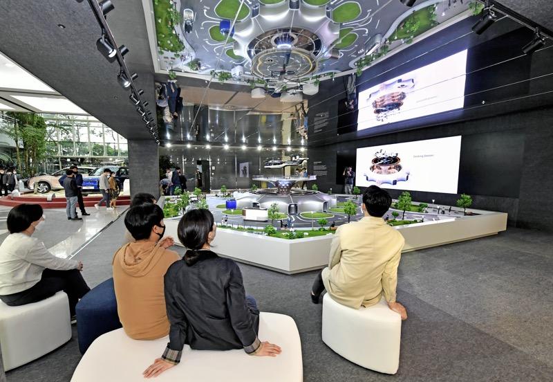 Hyundai presenta en miniatura un Ecosistema de movilidad inteligente - hyundai-ecosistema-de-movilidad-inteligente_2-800x552