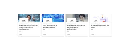 IBM lanza programas en línea en español en edX