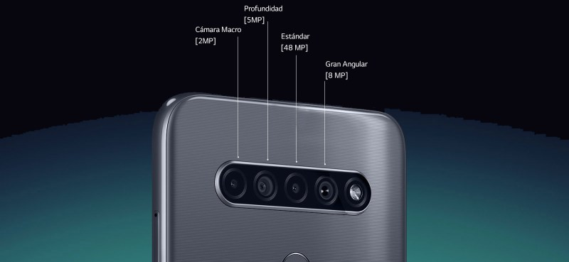 Smartphones serie K de LG, una buena opción para regalar este Día del Padre - lg-k1-camara