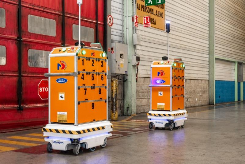 5 tendencias de la robótica colaborativa aceleradas por la pandemia - robotica-colaborativa-aceleradas