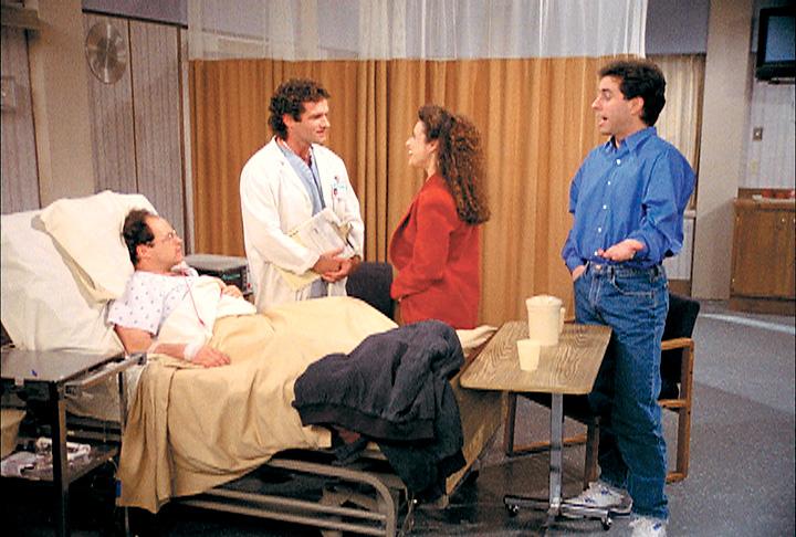 Warner Channel estrena la primera temporada de Seinfeld - seinfeld