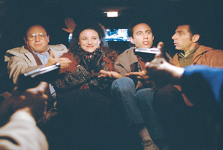 Warner Channel estrena la primera temporada de Seinfeld - seinfeld_1