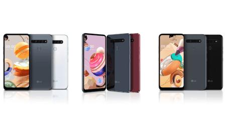 Smartphones serie K de LG, una buena opción para regalar este Día del Padre