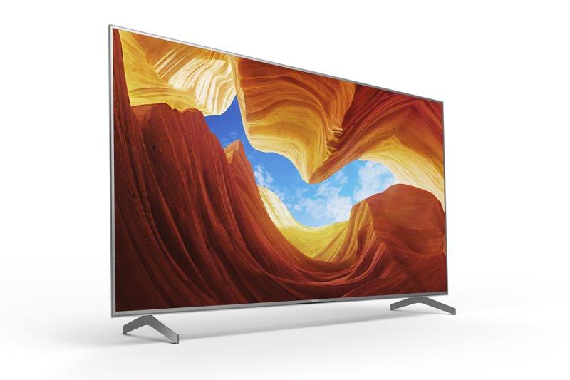 Sony presenta nueva línea de pantallas 8K LED, 4K OLED, y 4K LED - sony_x90h_4-800x533