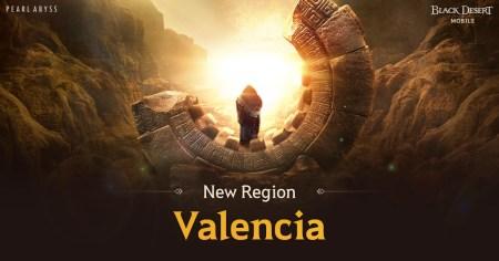 Adéntrate en Valencia, la nueva expansión gratuita de Black Desert Mobile