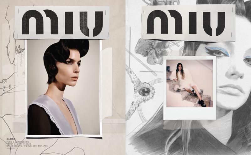 """Close"" campaña MIU MIU Otoño/Invierno 2020 - 03_miu-miu-aw20-combo-11"