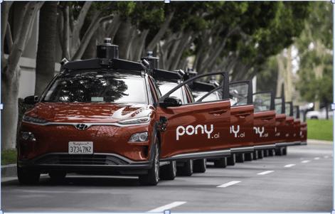 Nuevas empresas automotrices desarrollan vehículos con la plataforma de procesamiento NVIDIA DRIVE AGX - autos-inteligencia-artificial