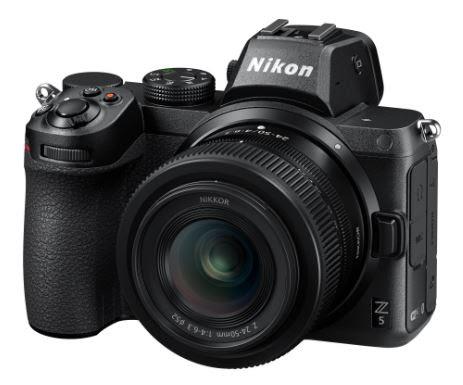 Cámara Z 5 Nikon de formato FX innovadora con variedad de funciones - camara-z-5-nikon