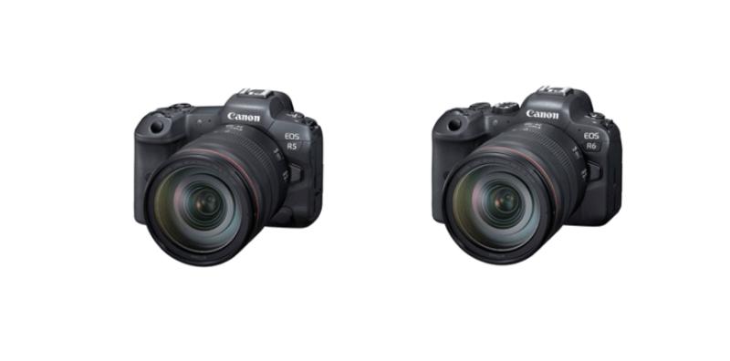 Canon EOS R5 y EOS R6, cámaras sin espejo de cuadro completo más avanzadas de la compañía - canon-eos-r5-eos-r6-800x396