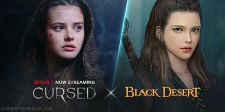 El crossover entre Black Desert y la serie Maldita estará disponible el 29 de julio