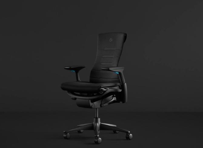 Embody, primera silla ergonómica gamer de Herman Miller y Logitech - herman-miller-logitech-embody