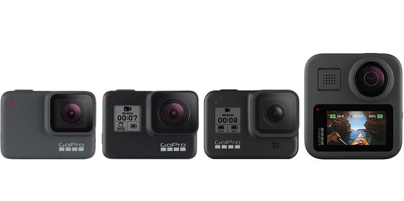 La HERO8 Black de GoPro, ahora disponible como cámara web HD - hero8-black-gopro