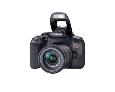 EOS Rebel T8i de Canon, la primera cámara EOS réflex con grabación de video vertical