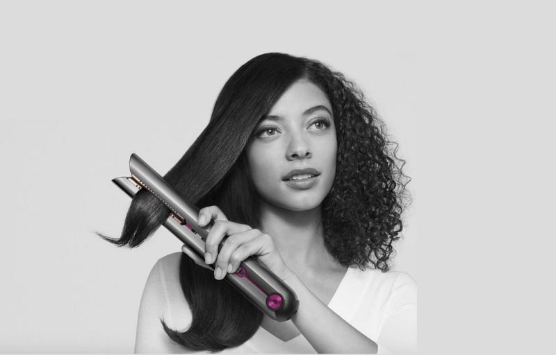 Dyson Corrale, plancha para el cabello inalámbrica con tecnología de placas flexibles - plancha-dyson-corral-800x512