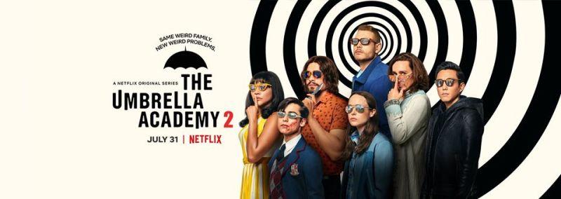 Trailer oficial de la segunda temporada de The Umbrella Academy - the-umbrella-academy-2-800x284
