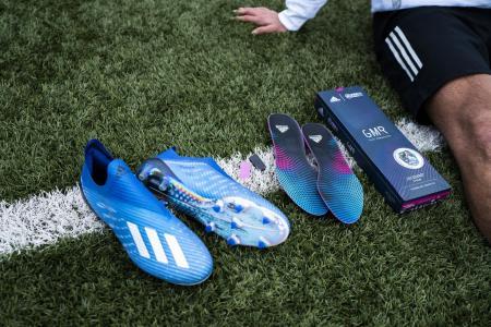 adidas GMR, una innovación que combina el fútbol físico y los videojuegos