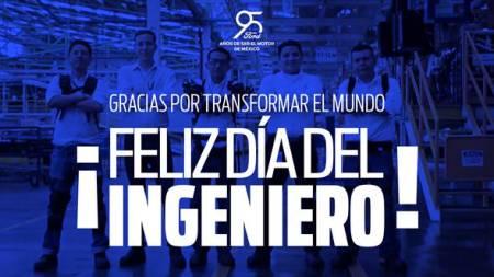 """Día del ingeniero: De lo """"Hecho en México"""" a lo """"Creado en México"""""""
