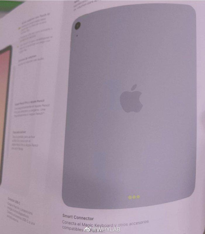 iPad Air 2020: se filtra su manual de usuario. - 0068rshxgy1gi596efdxlj30u00y8u0x