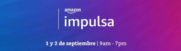 Amazon Impulsa, evento en línea para capacitar a vendedores de Pymes - amazon-impulsa