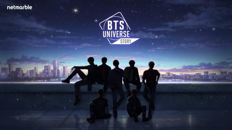 BTS Universe Story: Netmarble lanza nuevo sitio teaser - bts-universe-story-800x450