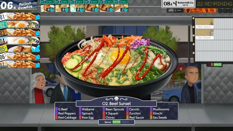 Cook, Serve, Delicious! 3?! se lanzará en octubre para PC, PS4, Switch y XBOX One - cook-serve-delicious-3-juego-800x450