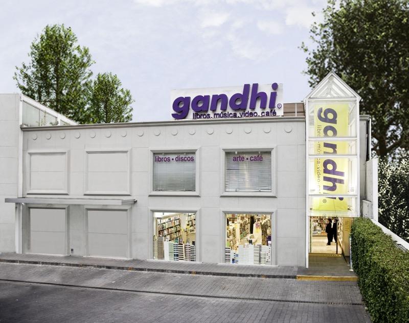 Librerías Gandhi atraerán clientes por el olfato ¡Huele a libro, huele a Gandhi! - gandhi