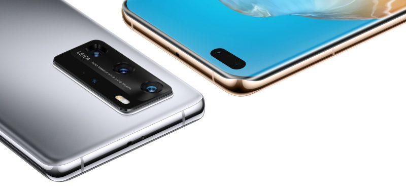 Huawei se está quedando sin chips Kirin por bloqueo de EE.UU. - huawei-serie-p40-hero