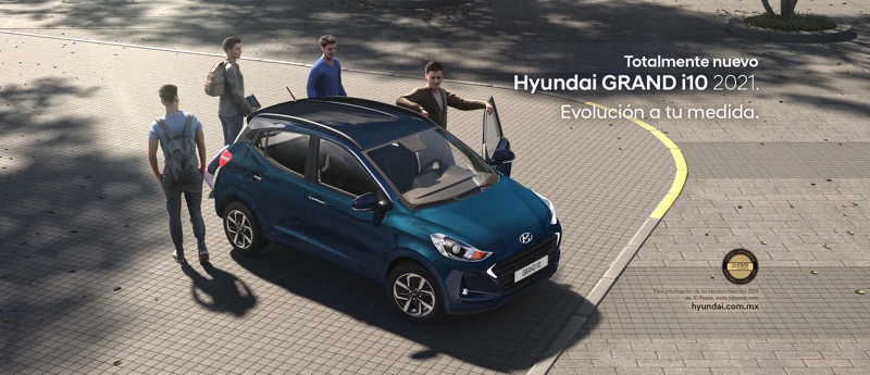 Hyundai lanza el Hyundai Grand i10 2021 en México - hyundai_grand_i10_2021