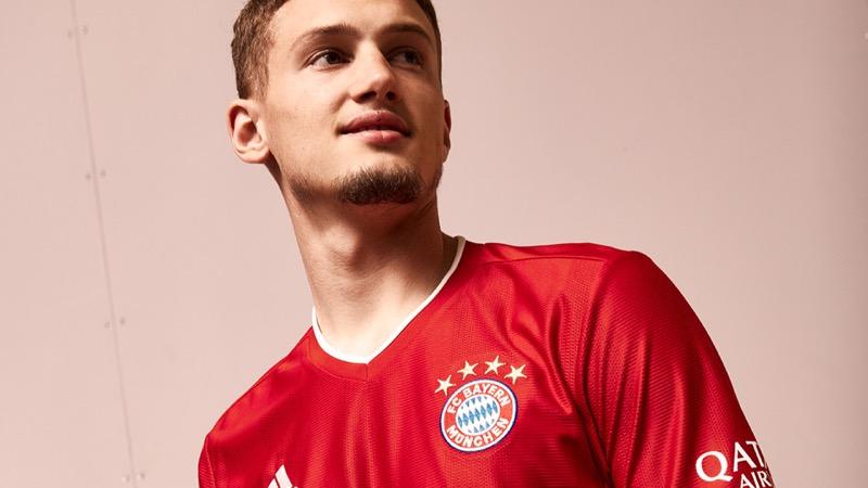 adidas presenta uniformes de clubes internacional para la temporada 2020/21 - jersey_bayern_munich_562136-800x450