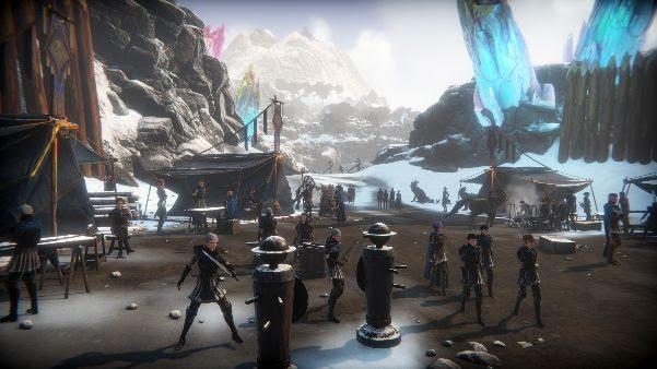 Edge Of Eternity entra en Beta y ofrece localización al Español - juegos-jrpg-edge-of-eternity