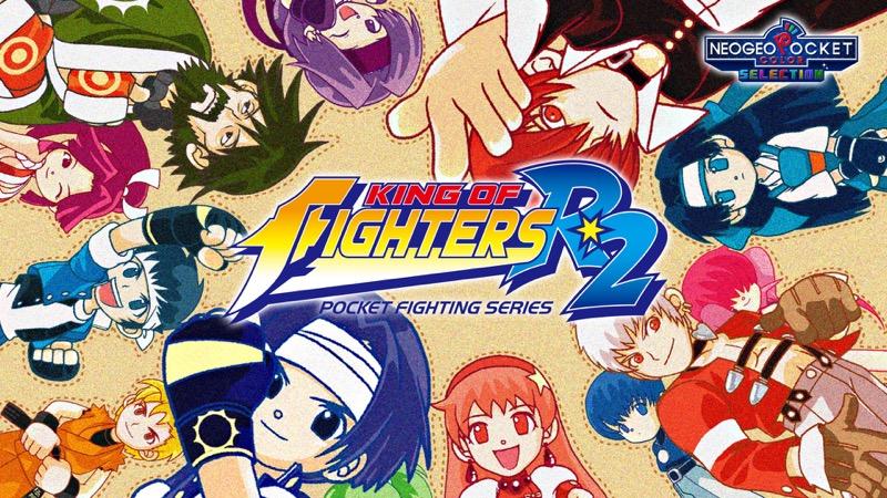 King of Fighters R-2 y Samurai Shodown 2 ¡Disponibles en Nintendo Switch! - king-of-fighters-r-2-800x450