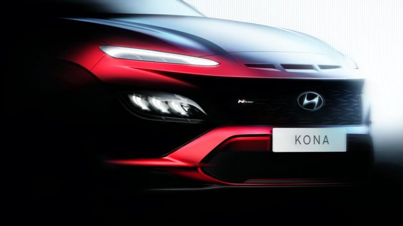 Hyundai muestra los nuevos KONA y SUV KONA N Line - kona-suv-kona-n-line