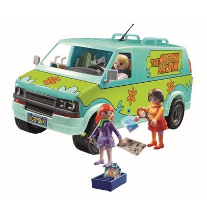 Artículos oficiales de la nueva película de Scooby Doo - maquina-del-misterio-scooby-doo