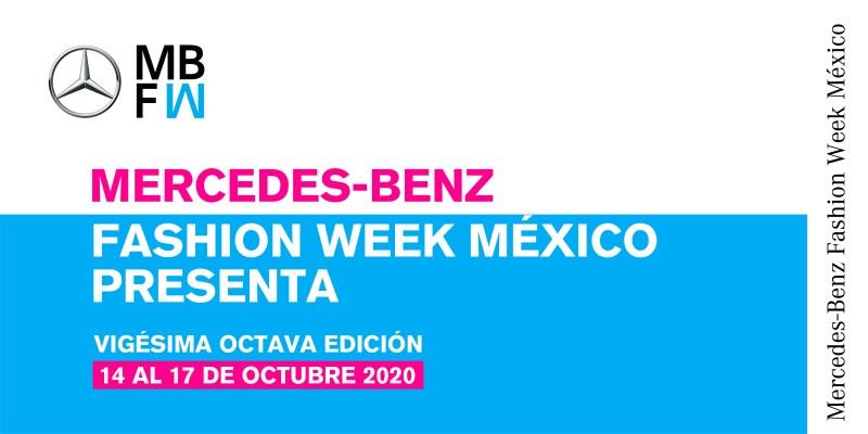 Mercedes-Benz Fashion Week anuncian su nueva edición en la Ciudad de México - mercedes-benz-fashion-week-mexico-800x400