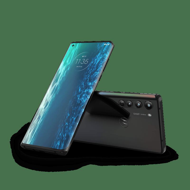 Motorola Edge ¡ya disponible con Telcel! - motorola-edge-solar-black-laydown-combo