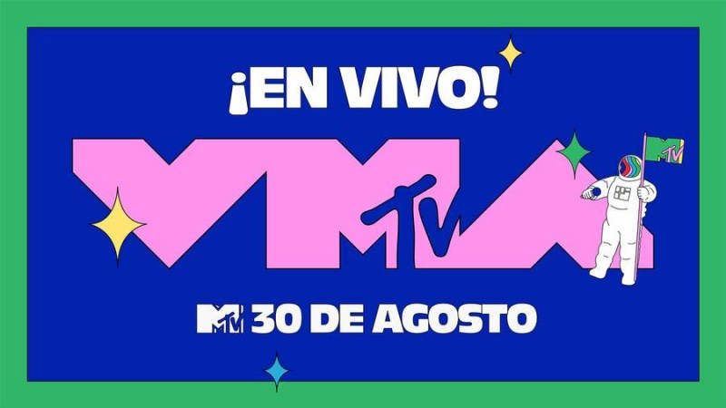 MTV Video Music Awards 2020, se transmitirá en vivo el 30 de Agosto