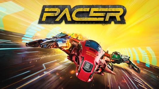 PACER: juego de carreras anti-Gravedad 4K llega el 17 de Septiembre a PC y Consolas - pacer