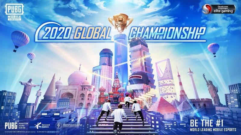 PUBG Mobile entra en una nueva era con la llegada de su Versión 1.0 - pubg-mobile_global_championship