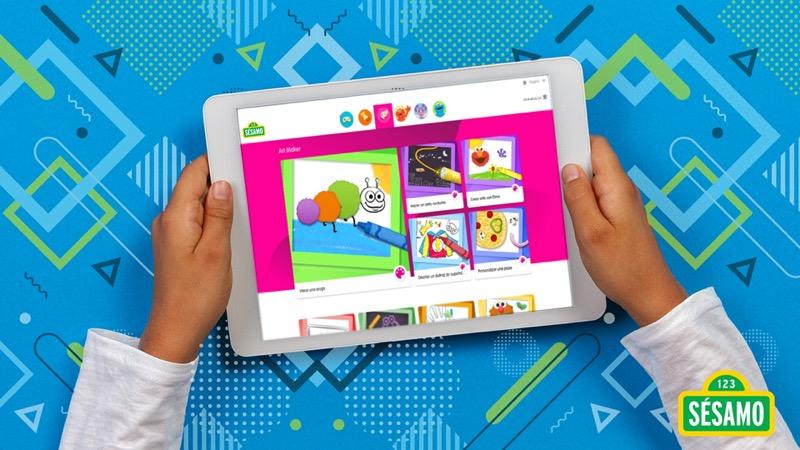 Sésamo con recursos digitales para acompañar el aprendizaje a distancia - recursos_sesamo_4