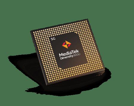 Dimensity 800U de MediaTek, tecnología avanzada para brindar experiencias 5G increíbles