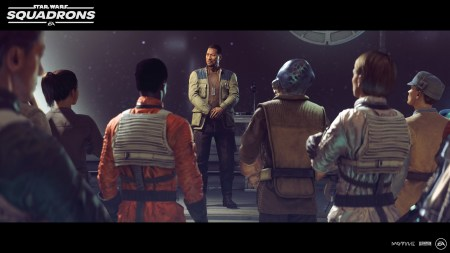 Star Wars: Squadrons lanza tráiler en Gamescom Opening Night Live