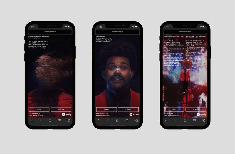 Spotify creó un The Weeknd de Inteligencia Artificial - the-weekend-inteligencia-artificial-800x524