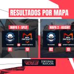 VALORANT Versus: Gillette Infinity Esports campeón