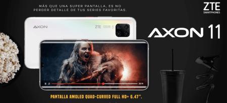 ZTE AXON 11, Blade A7 y Blade A3 2020 ¡ya disponible con AT&T!