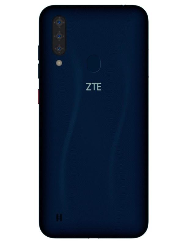 ZTE AXON 11, Blade A7 y Blade A3 2020 ¡ya disponible con AT&T! - zte-blade-a7-2020-azul-back-618x800