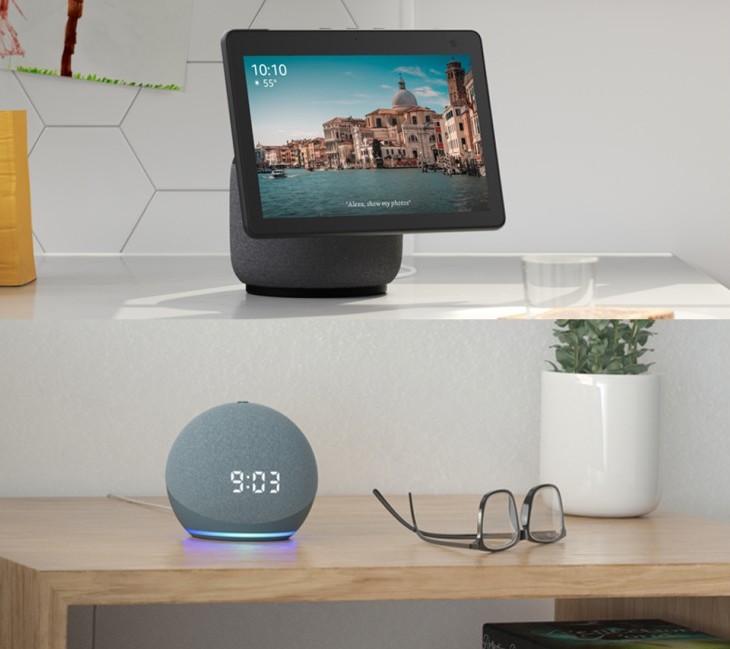 Nuevos Echo, Echo Dot y Echo show 10: diseños renovados y calidad de audio mejorada - amazon-echo-dot-2020