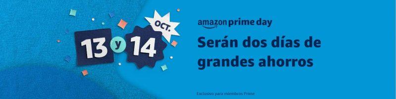 Amazon Prime Day llega del 13 y 14 de octubre ¡con increíbles ahorros y descuentos! - amazon-prime-day-2020-800x200